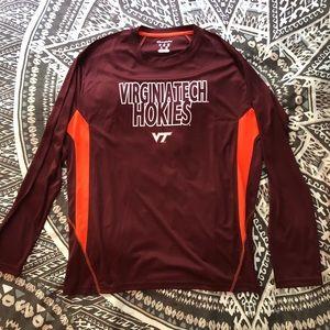 Virginia Tech Hokies Love Sleeve